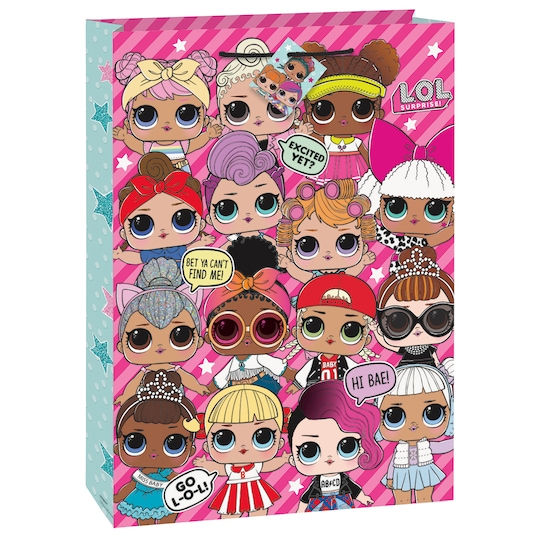 Large Lol Surprise Gift Bag By Mga Entertainment | Michaels®