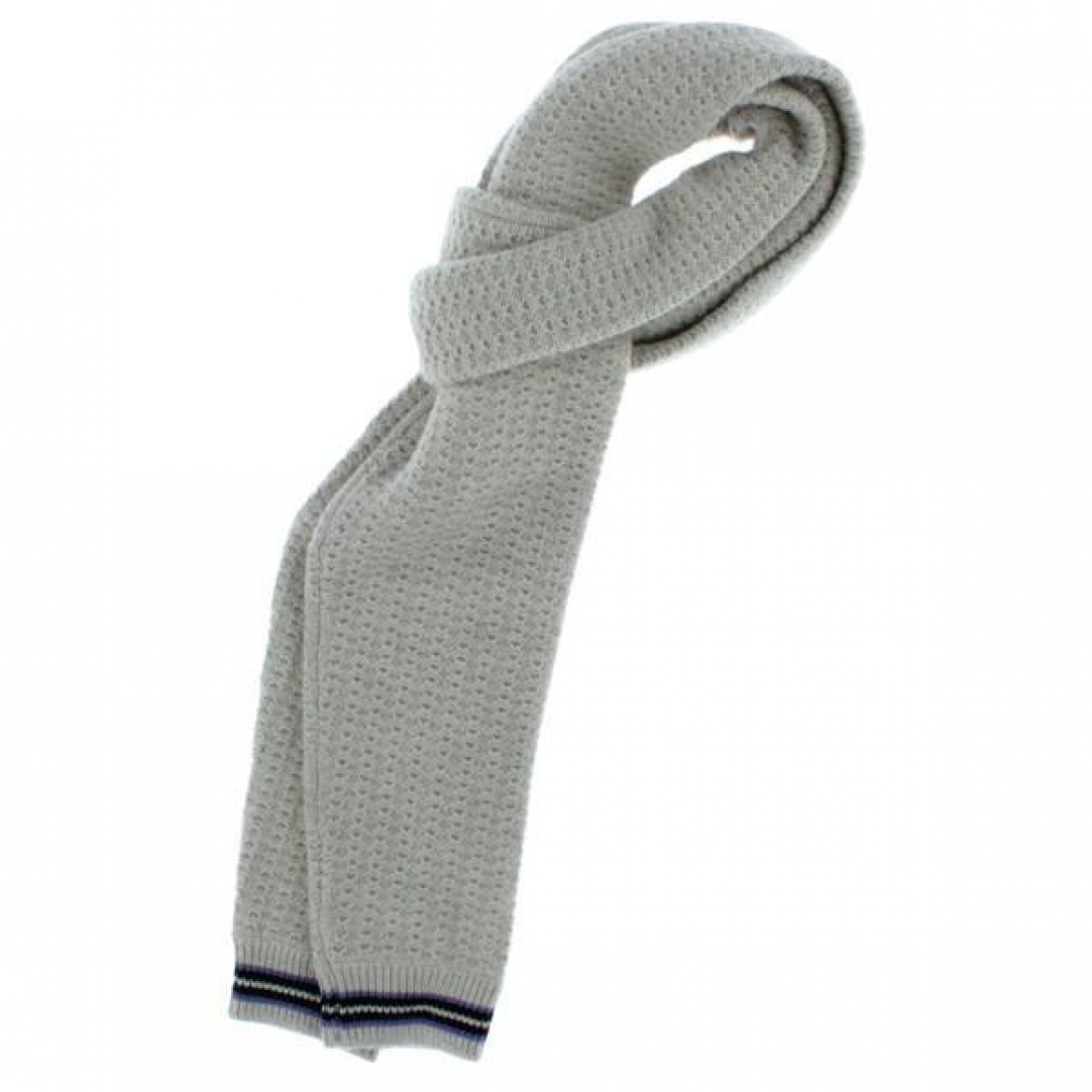 Lanvin \N Grey Wool scarf for Women \N