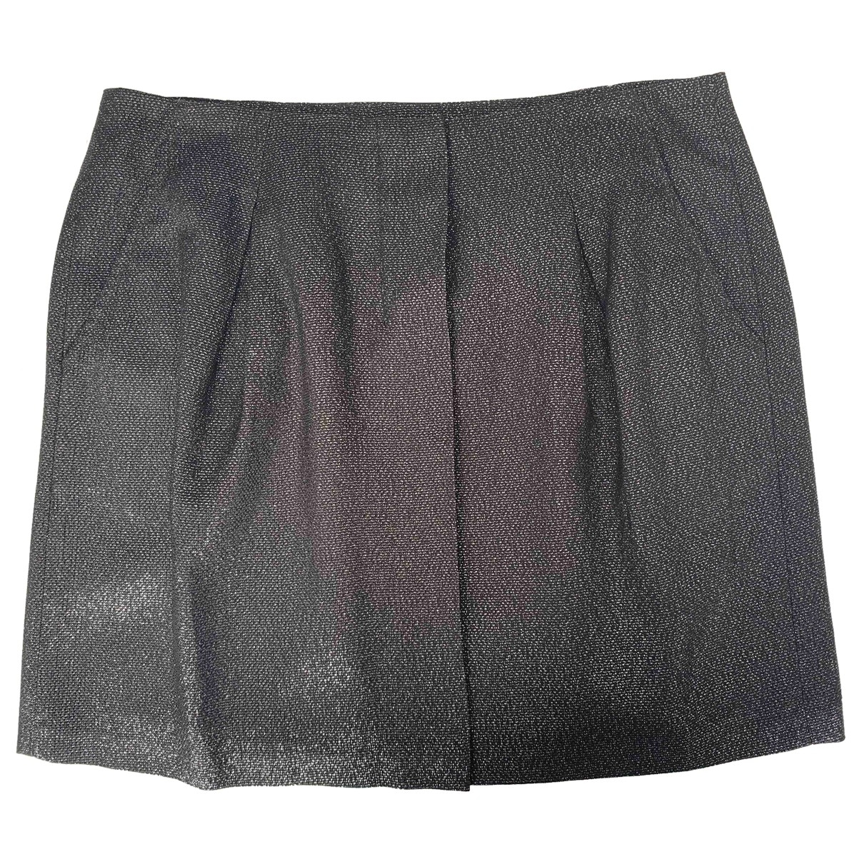 Mini falda de Con lentejuelas Vince