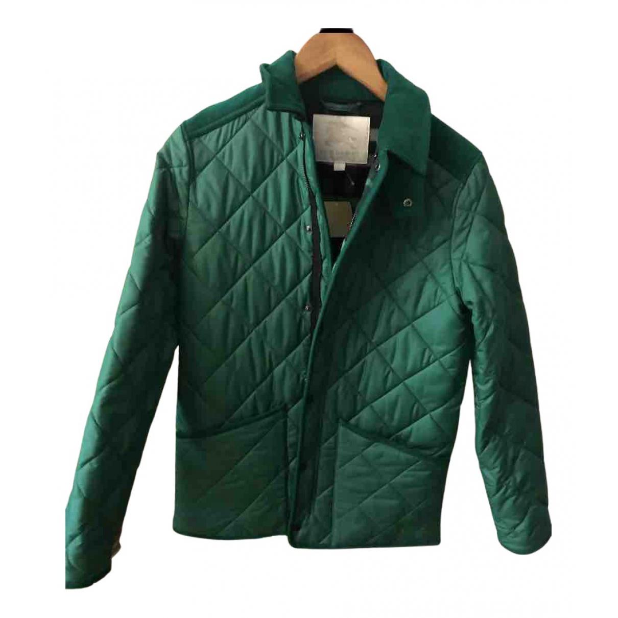 Burberry N Green jacket & coat for Kids 14 years - S UK