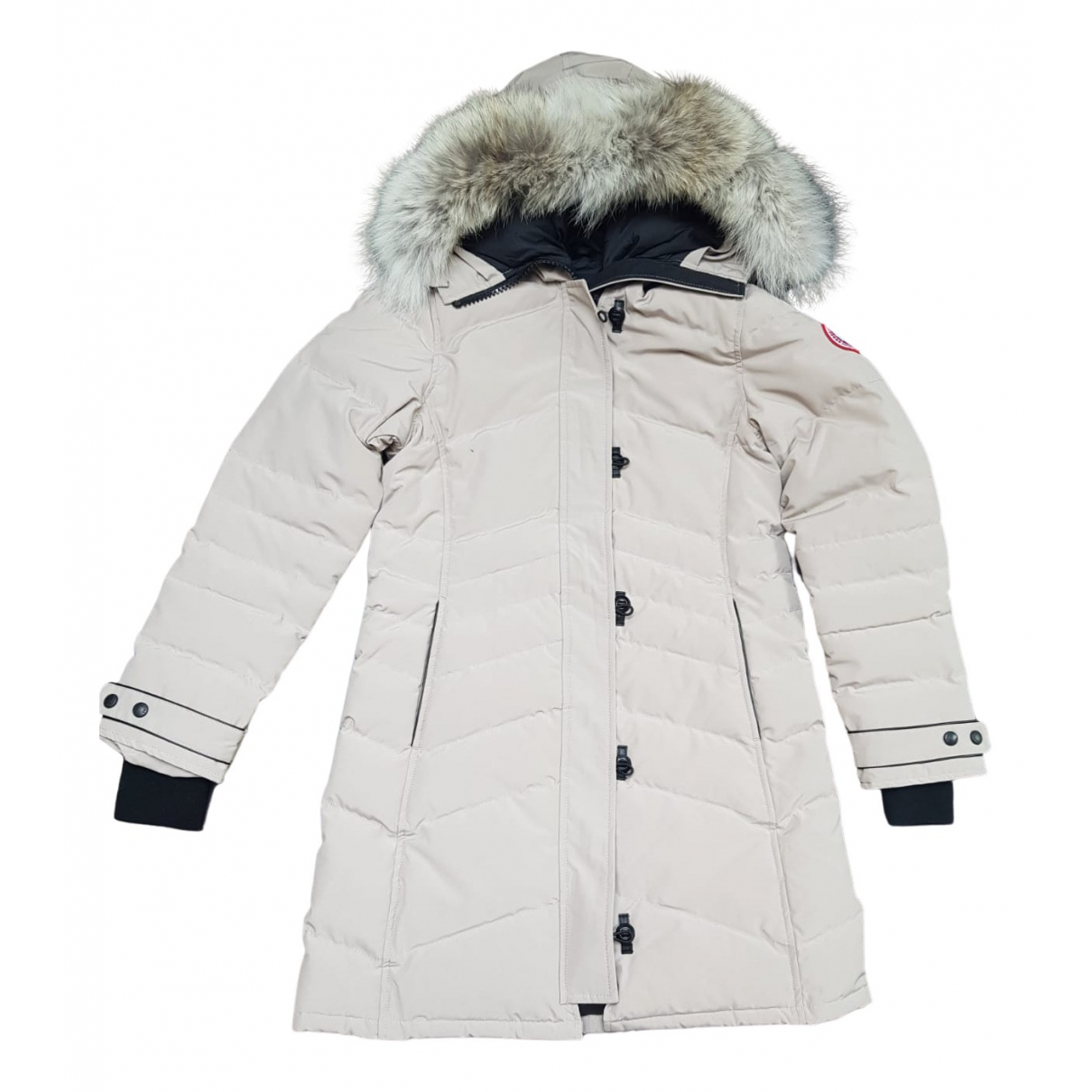 Canada Goose \N Beige coat for Women L International