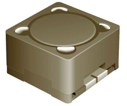 Bourns , SRR1208 Shielded Wire-wound SMD Inductor with a Ferrite Core, 100 μH ±15% Wire-Wound 1.5A Idc Q:15