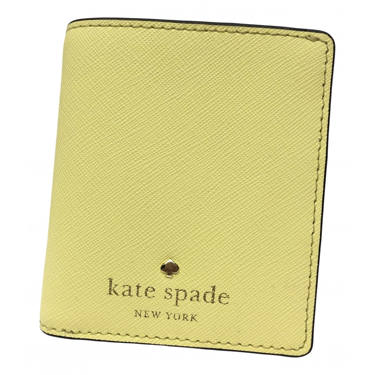 Monedero de Cuero Kate Spade