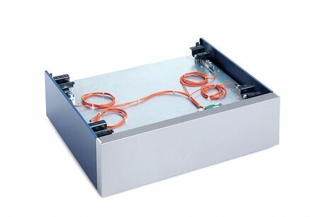 WI811 12 High Closed Base with Weighing System  in Stainless