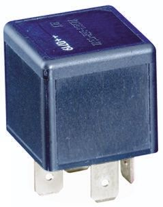 TE Connectivity , 12V dc Coil Automotive Relay SPNO, 40A Switching Current Plug In Single Pole