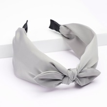 Stirnband mit Knoten Design