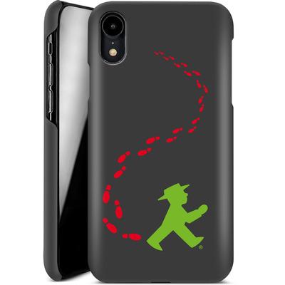 Apple iPhone XR Smartphone Huelle - AMPELMANN Footsteps  von AMPELMANN