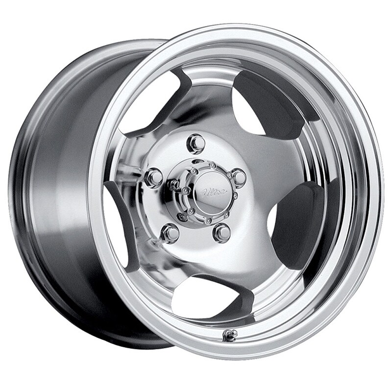 Ultra 51k 16x8 5x114.3 +25et 83.00mm machined with clear coat wheel