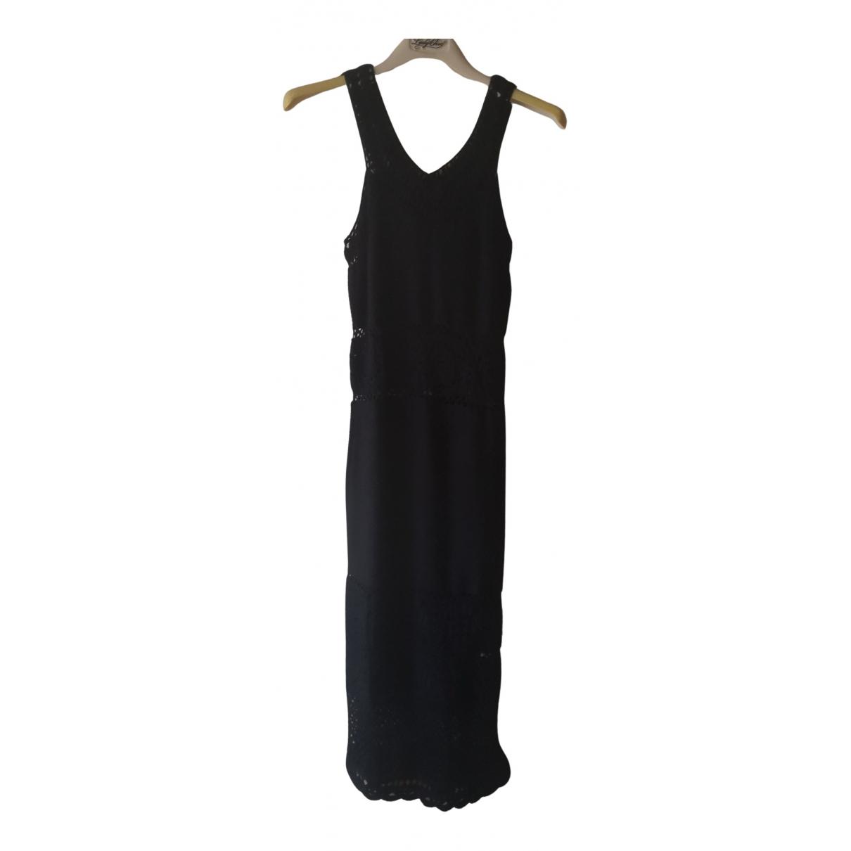 Asos \N Kleid in  Blau Synthetik