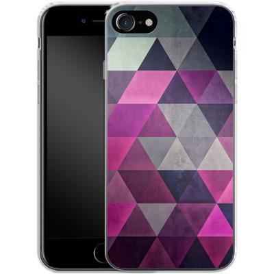 Apple iPhone 8 Silikon Handyhuelle - Hylyoxrype von Spires