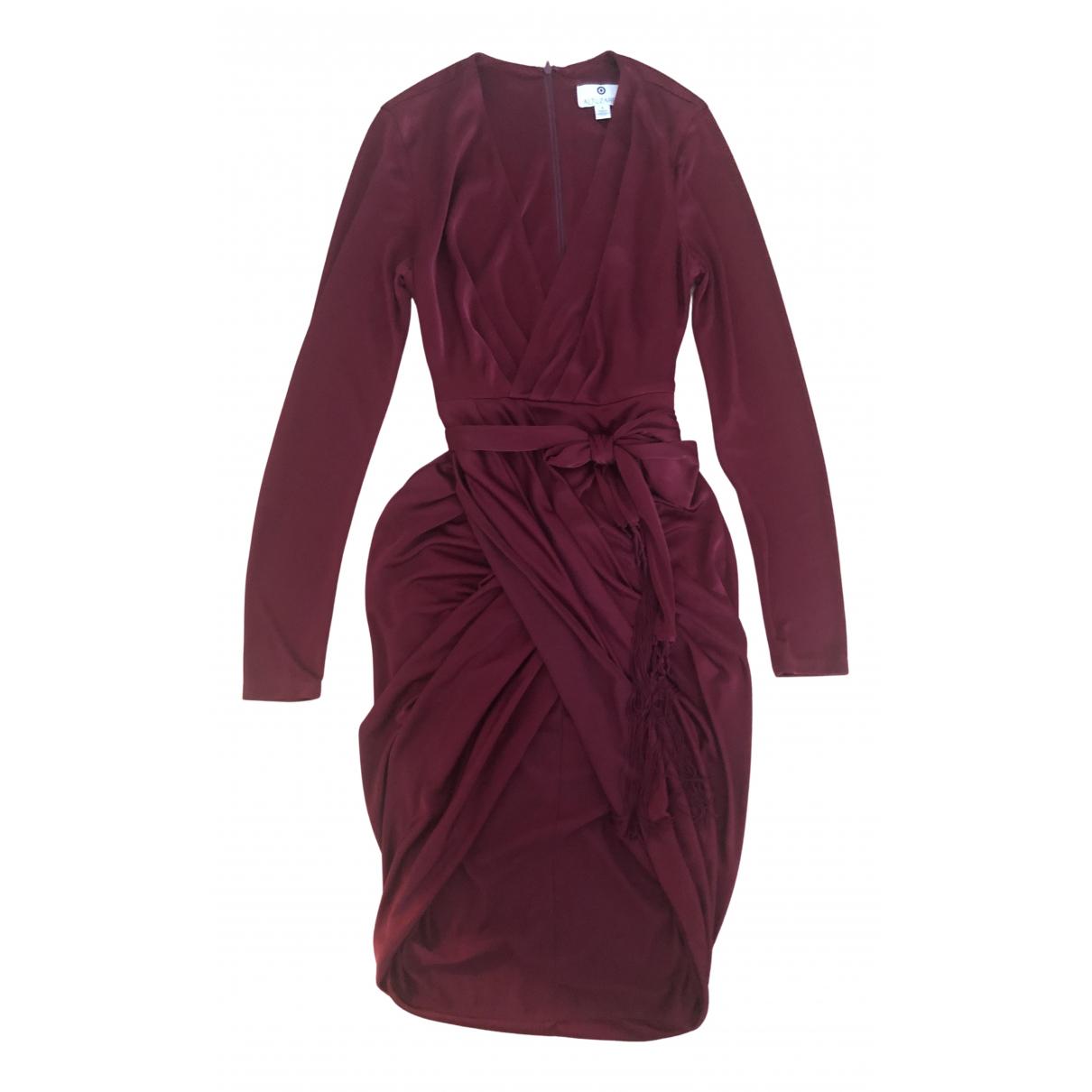 Altuzarra For Target - Robe   pour femme - bordeaux