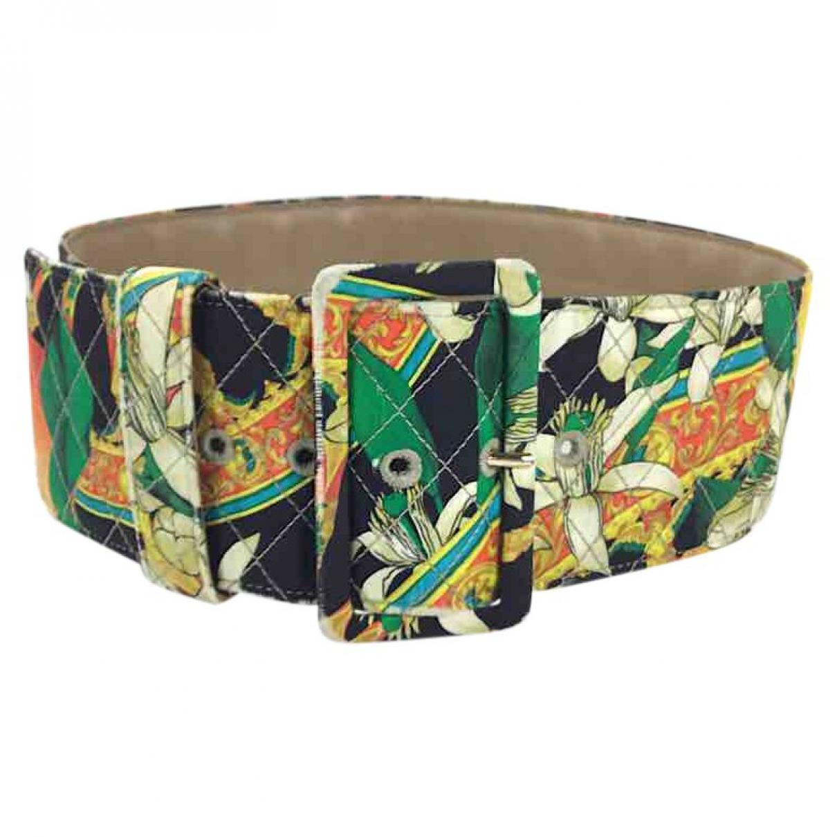 Dolce & Gabbana \N Multicolour Cloth belt for Women 70 cm