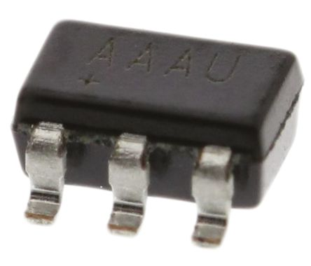 Maxim Integrated Maxim MAX6817EUT+T, Bounce Eliminator Circuit, 2-Channel, 2.7 V to 5.5 V, 6-Pin SOT-23