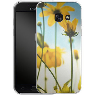 Samsung Galaxy A3 (2017) Silikon Handyhuelle - Goldilocks von Joy StClaire
