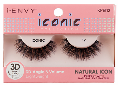 i-ENVY Iconic Collection 12 - Natural Icon