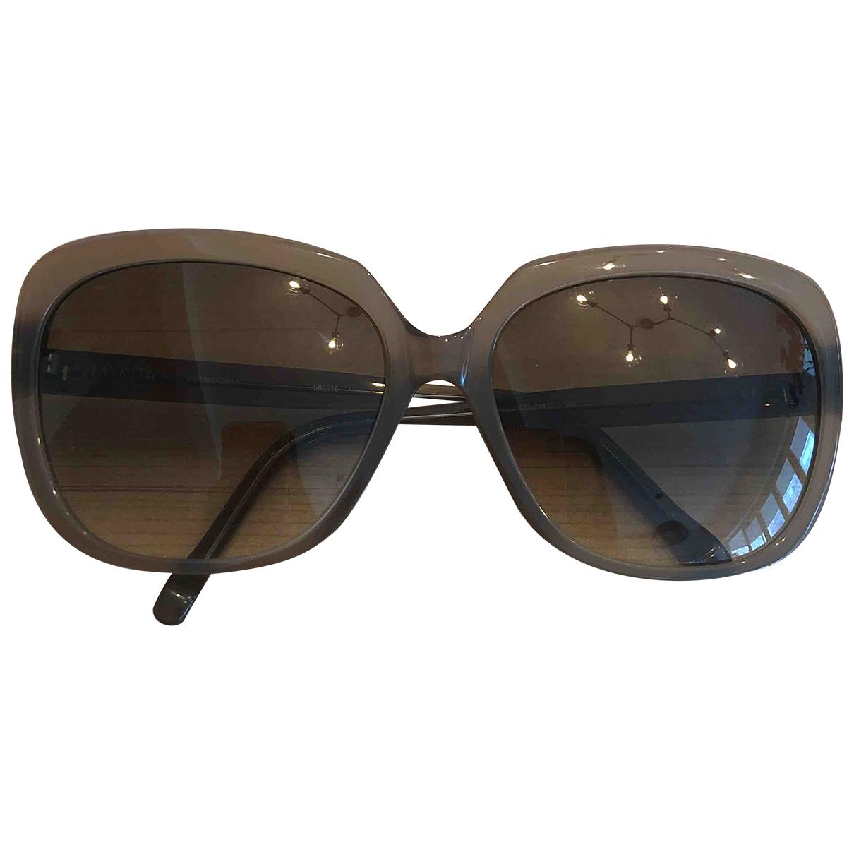 Gafas oversize Mykita