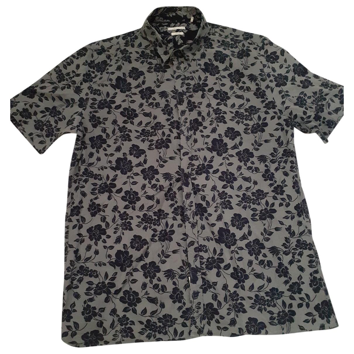 Ikks - Chemises   pour homme en coton - multicolore