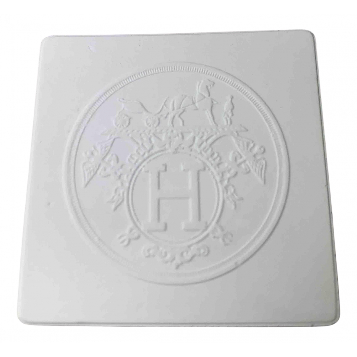 Hermes - Objets & Deco   pour lifestyle en ceramique - blanc
