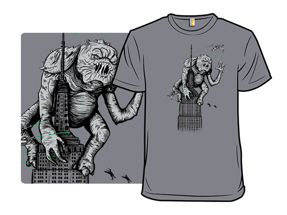 Rancor Kong T Shirt