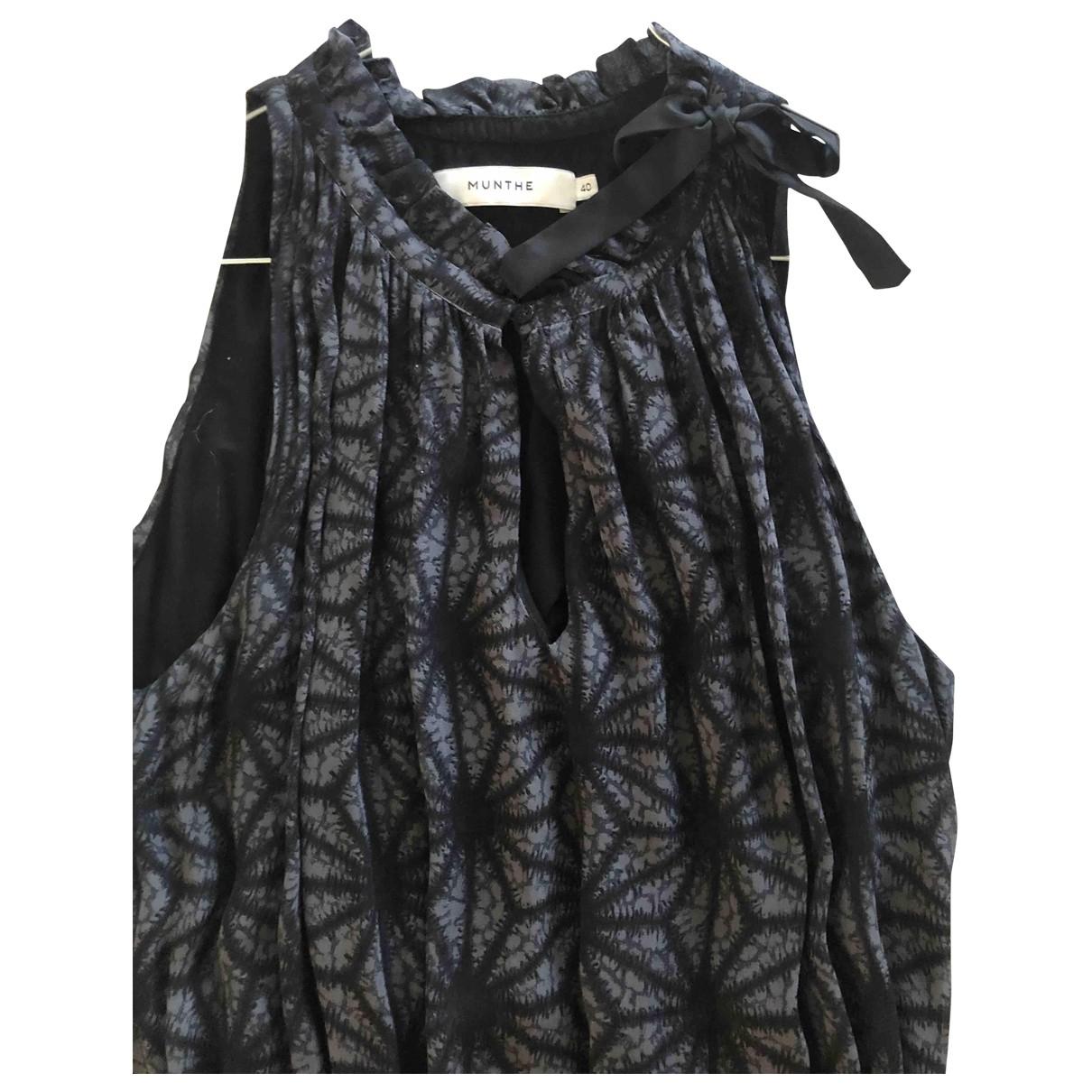 Munthe \N Black dress for Women 40 FR