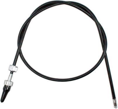 Motion Pro 06-0050 Black Vinyl Speedo Cable 06-0050