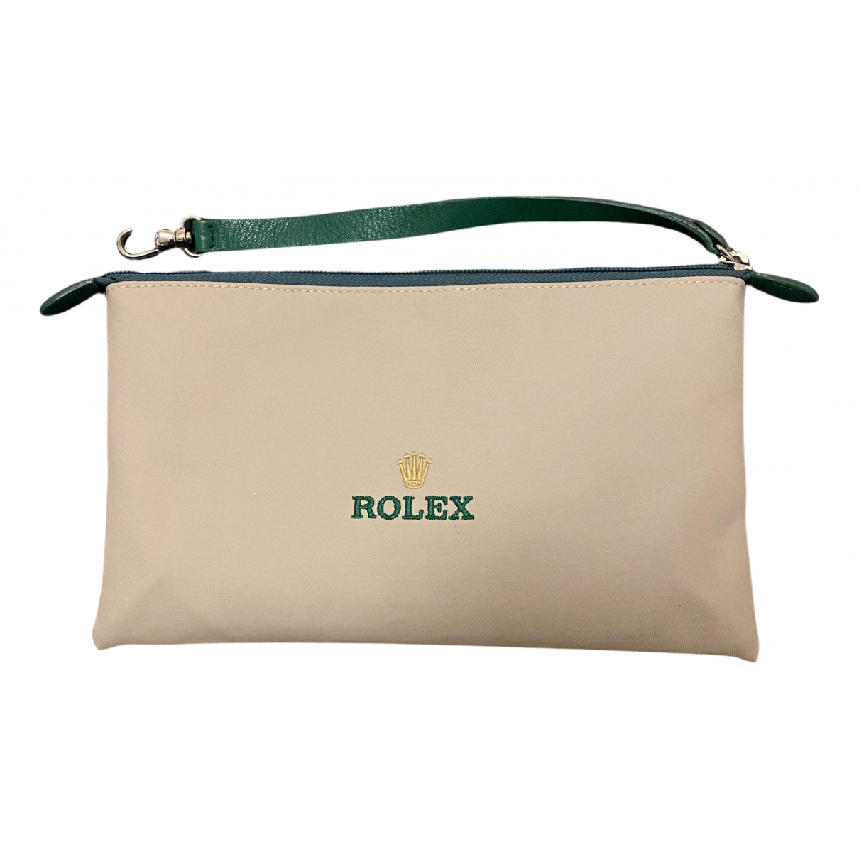 Rolex N Beige bag for Men N