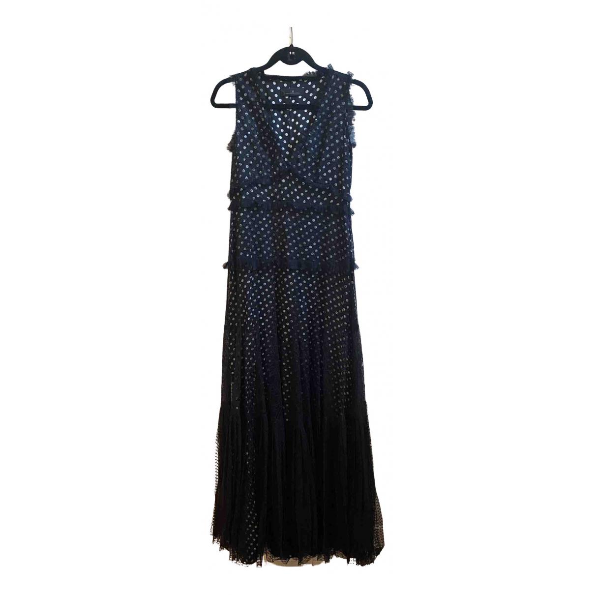 Carolina Herrera \N Kleid in  Schwarz Spitze