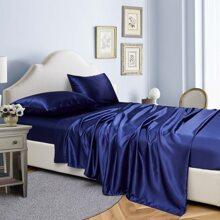 Plain Bedding Set Without Filler