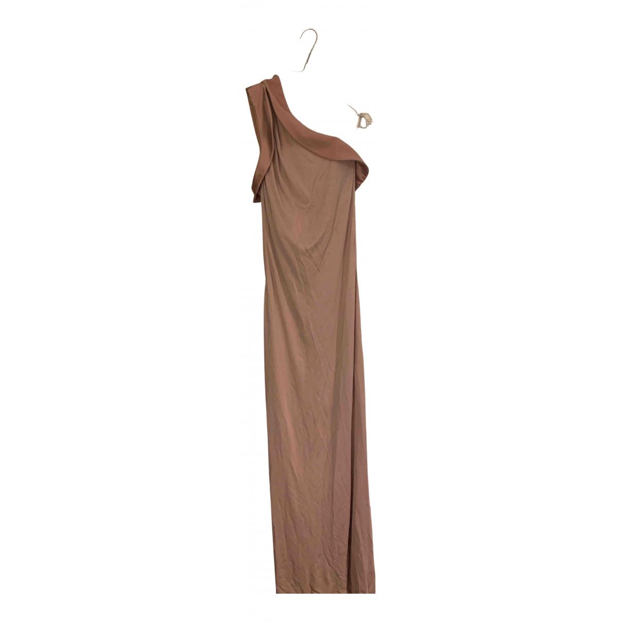 Versace N Pink dress for Women 38 IT