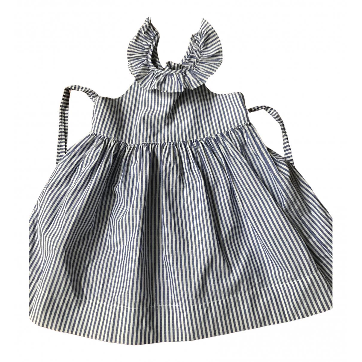 Il Gufo \N Kleid in  Bunt Baumwolle