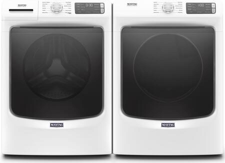 Front Load Sanitize Cycle MHW6630HW 27