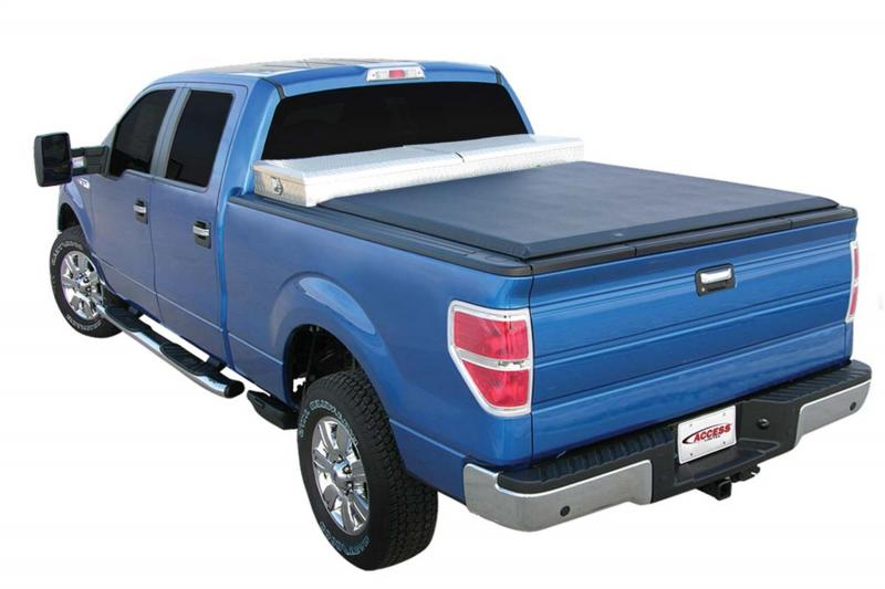 ACCESS Cover 61289s ACCESS Toolbox Edition Roll-Up Tonneau Cover Ford F-150 2004-2014