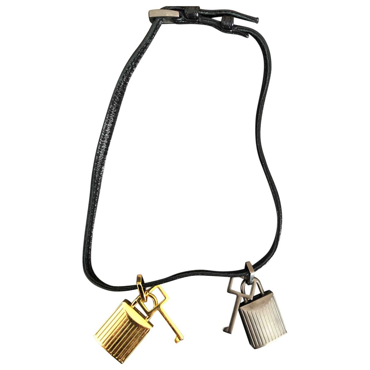 Tom Ford - Bijoux de sac   pour femme en metal - dore