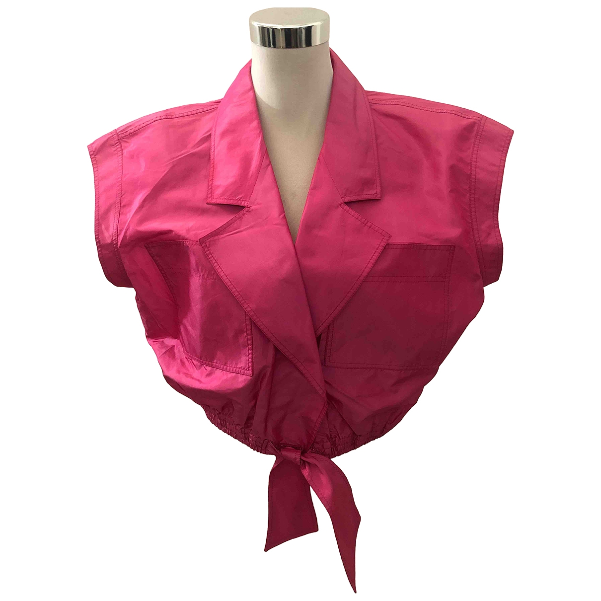 Ungaro Parallele \N Pink  top for Women 44 IT