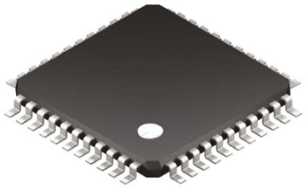 Microchip PIC16F874-04/PT, 8bit PIC Microcontroller, PIC16F, 4MHz, 128 x 8 words, 4K x 14 words Flash, 44-Pin TQFP