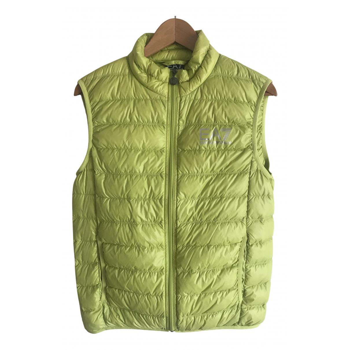 Emporio Armani \N Yellow coat  for Men M International