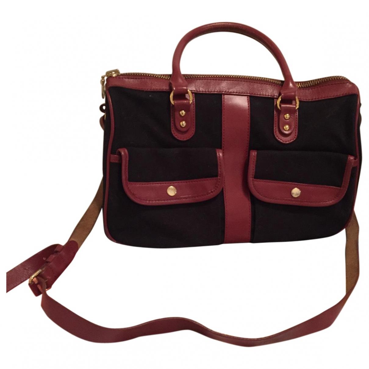 Apc \N Black Cloth handbag for Women \N