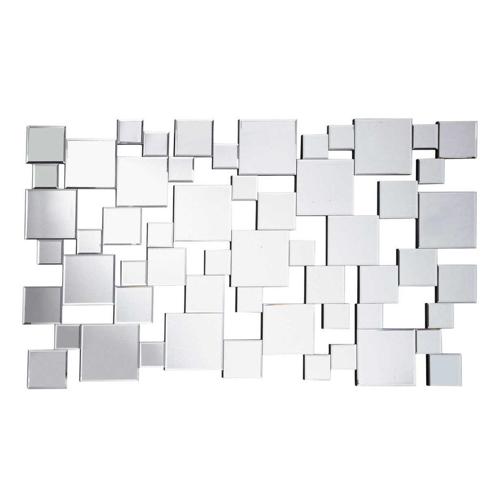 Metallspiegel 140x85