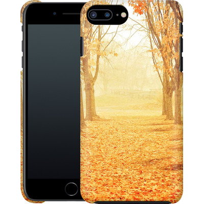 Apple iPhone 8 Plus Smartphone Huelle - Fog von Joy StClaire