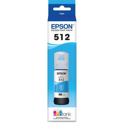 Epson EcoTank T512 T512220-S bouteille d'encre originale cyan