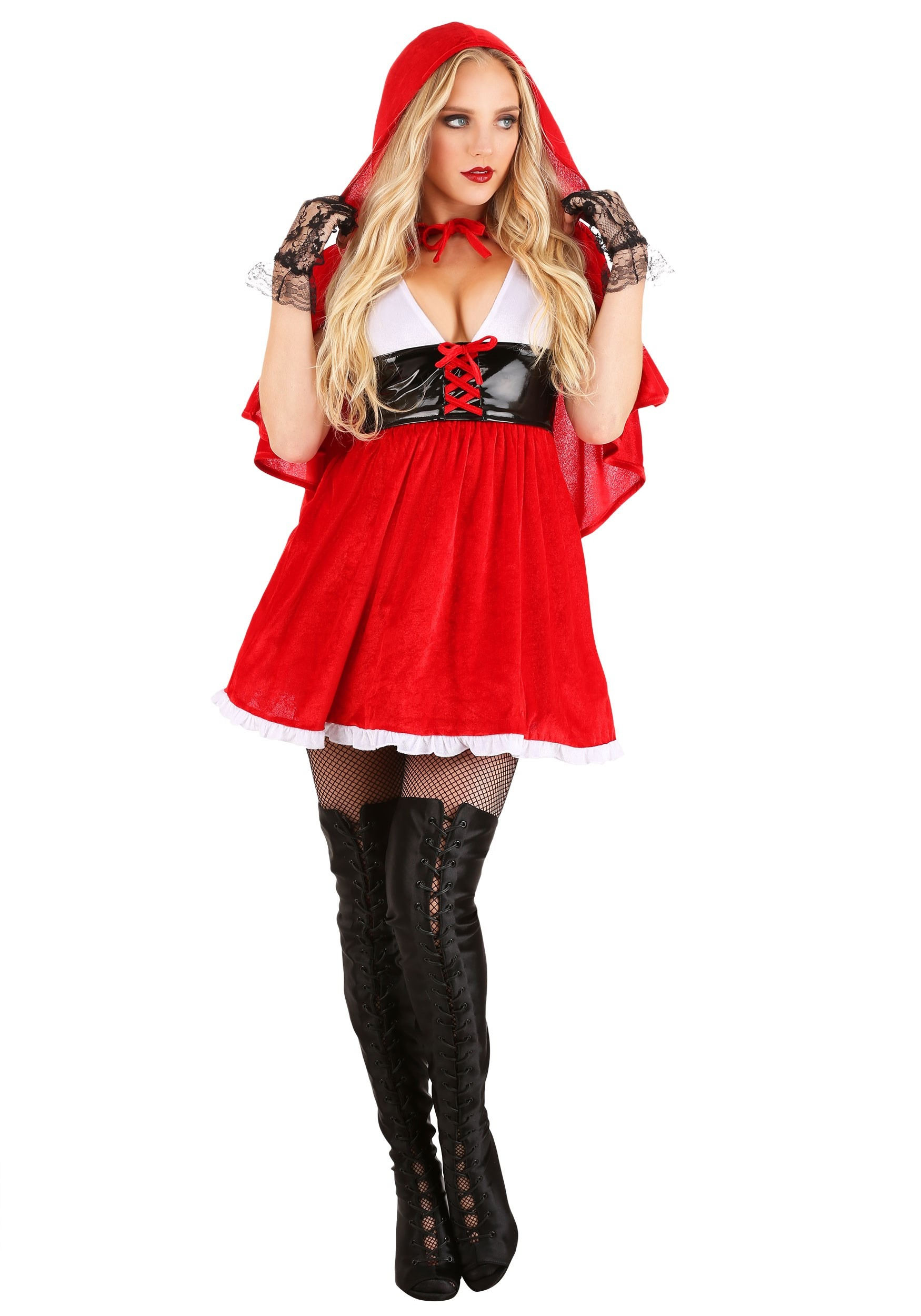 Red Hot Riding Hood Women's Costume