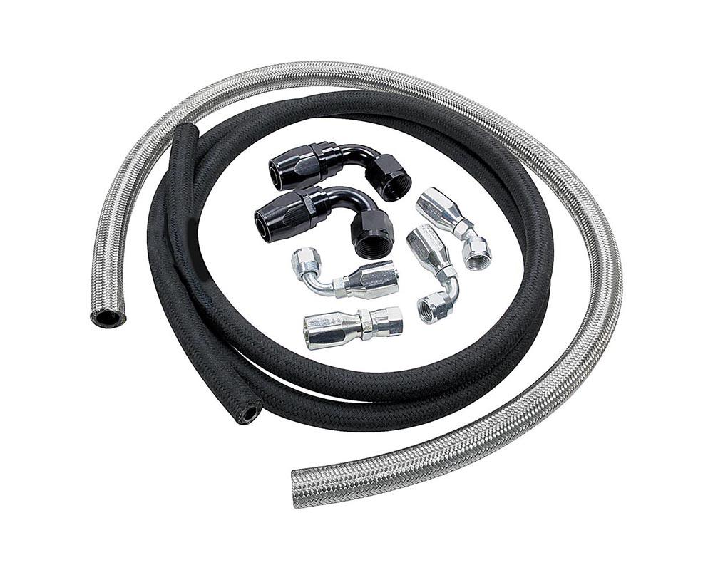 Allstar Performance ALL48204 Power Steering Hose Kit Box ALL48204