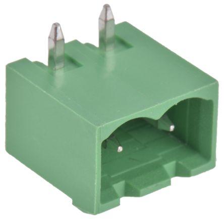 Wurth Elektronik , 313, 2 Way, 1 Row, Straight PCB Header