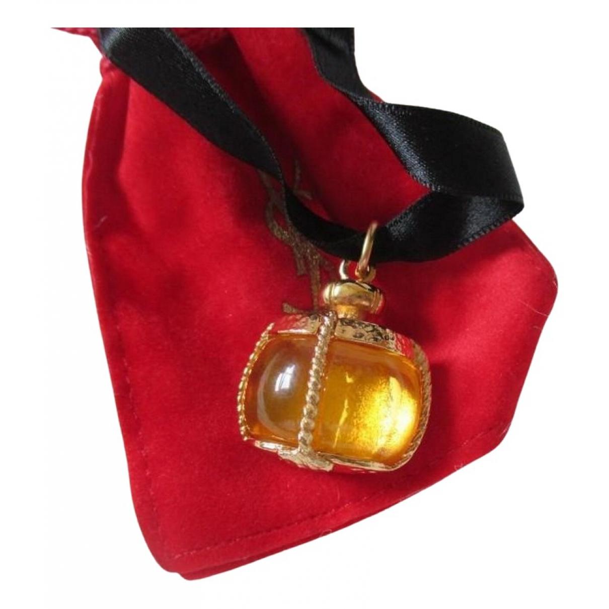 Yves Saint Laurent \N Gold Gold plated pendant for Women \N