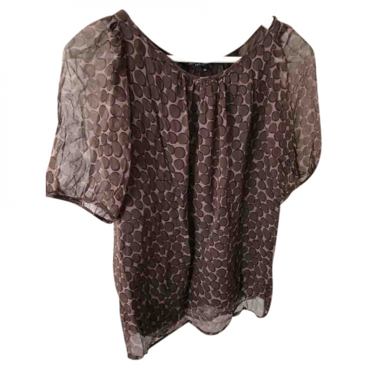 Tara Jarmon \N Silk  top for Women 36 FR