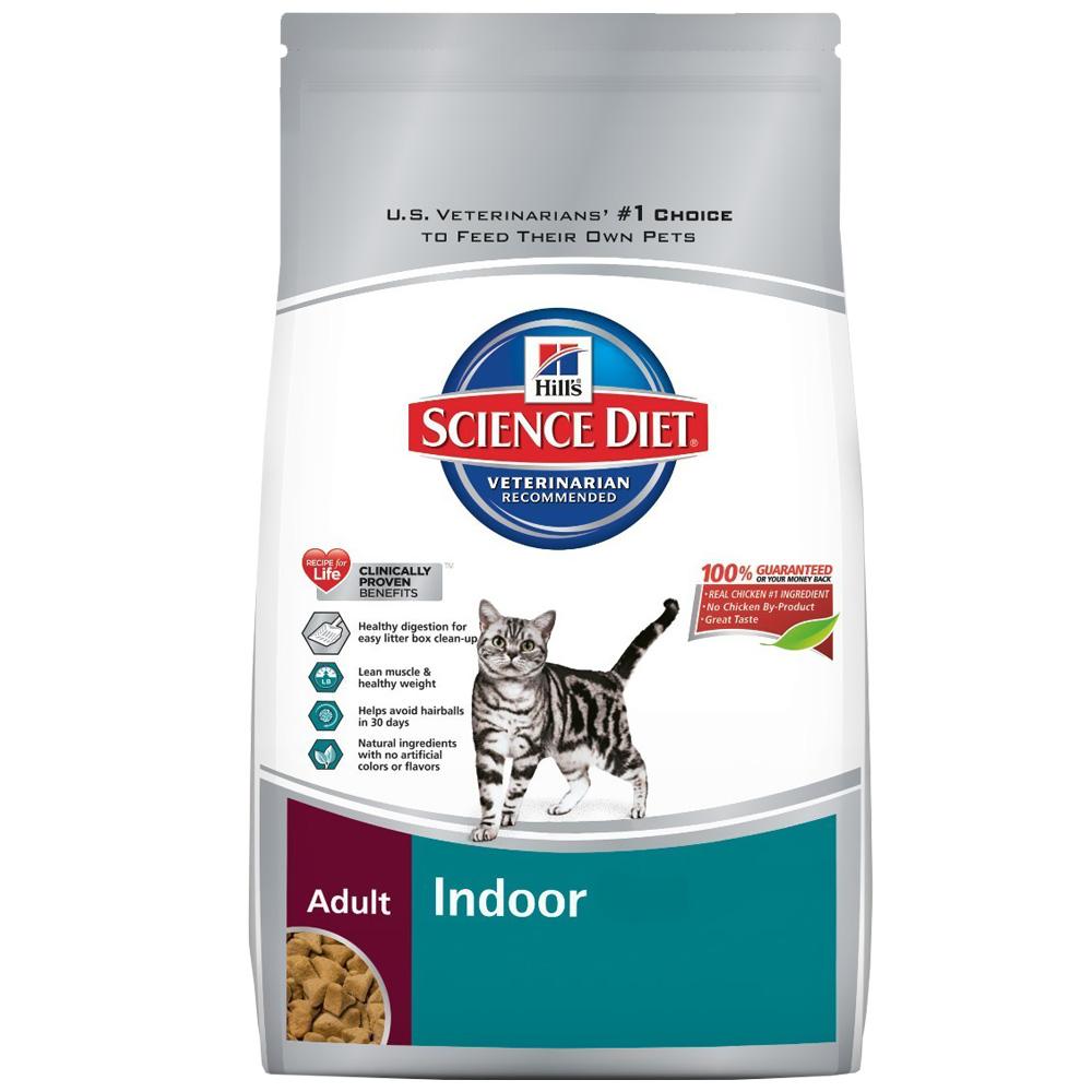 Hill's Science Diet Feline Adult Indoor (3.5 lb)