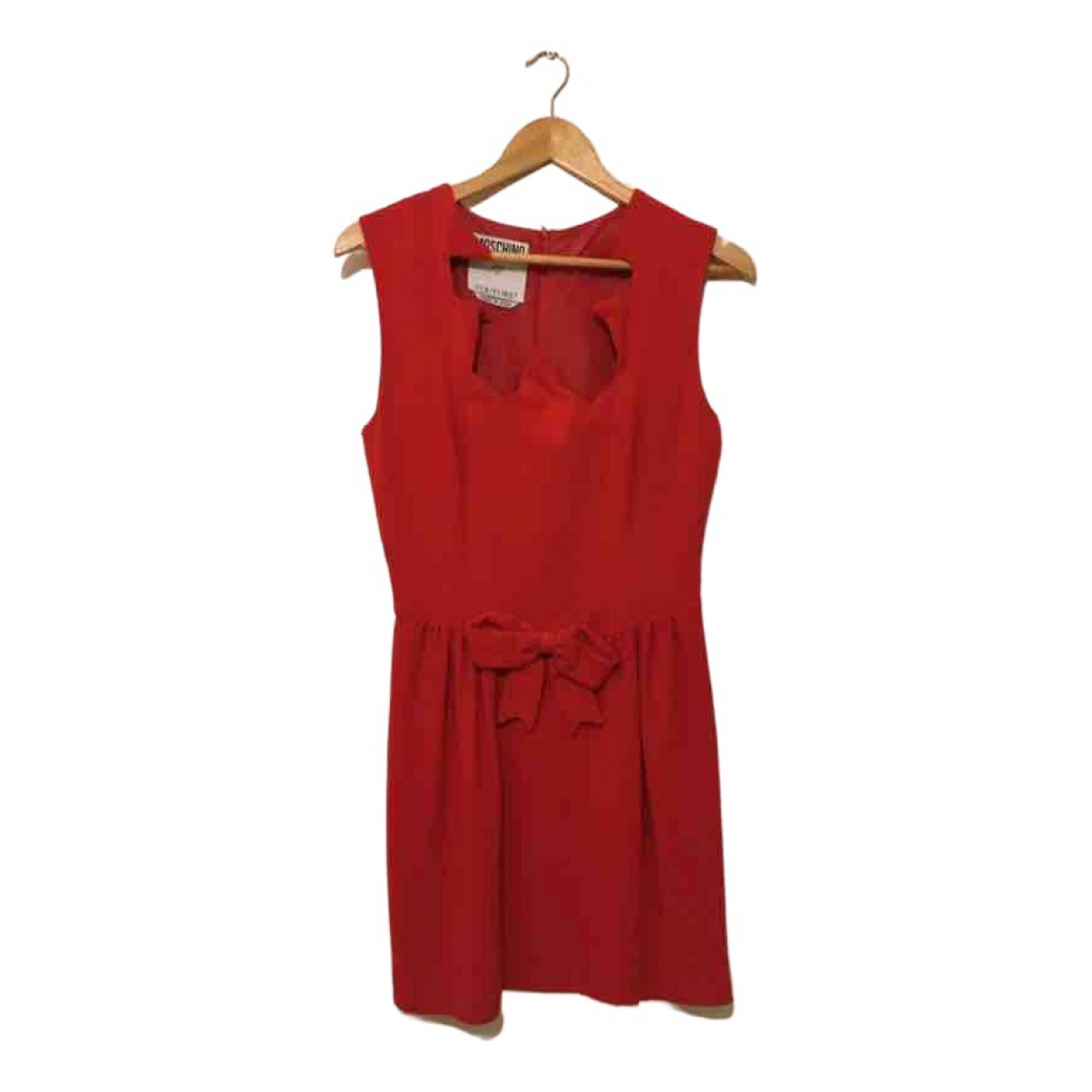 Moschino \N Red dress for Women 42 IT