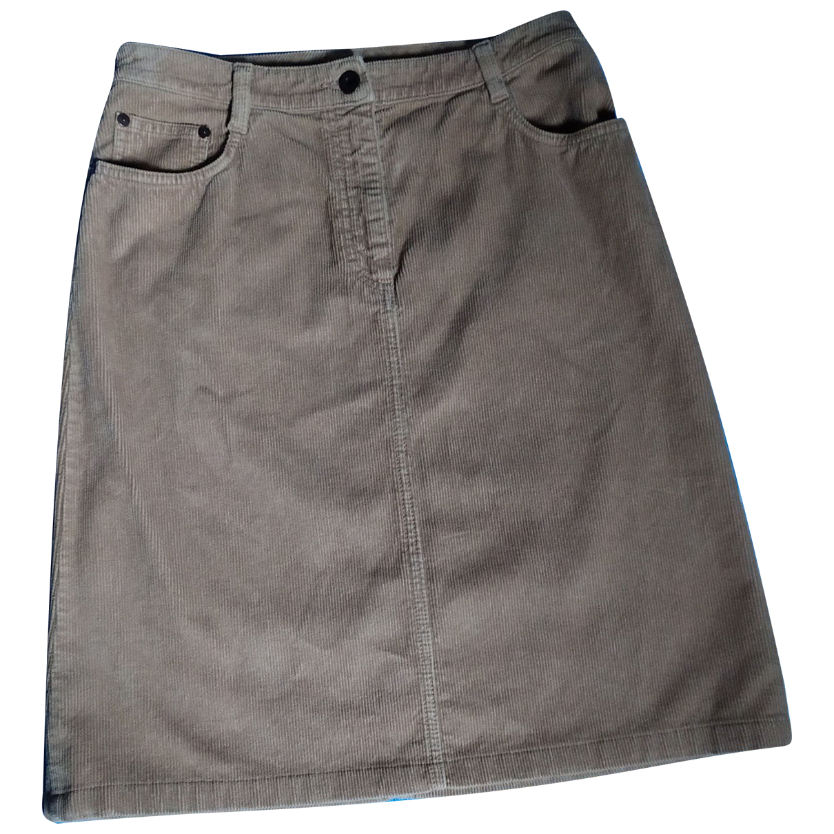 Miu Miu - Jupe   pour femme en coton