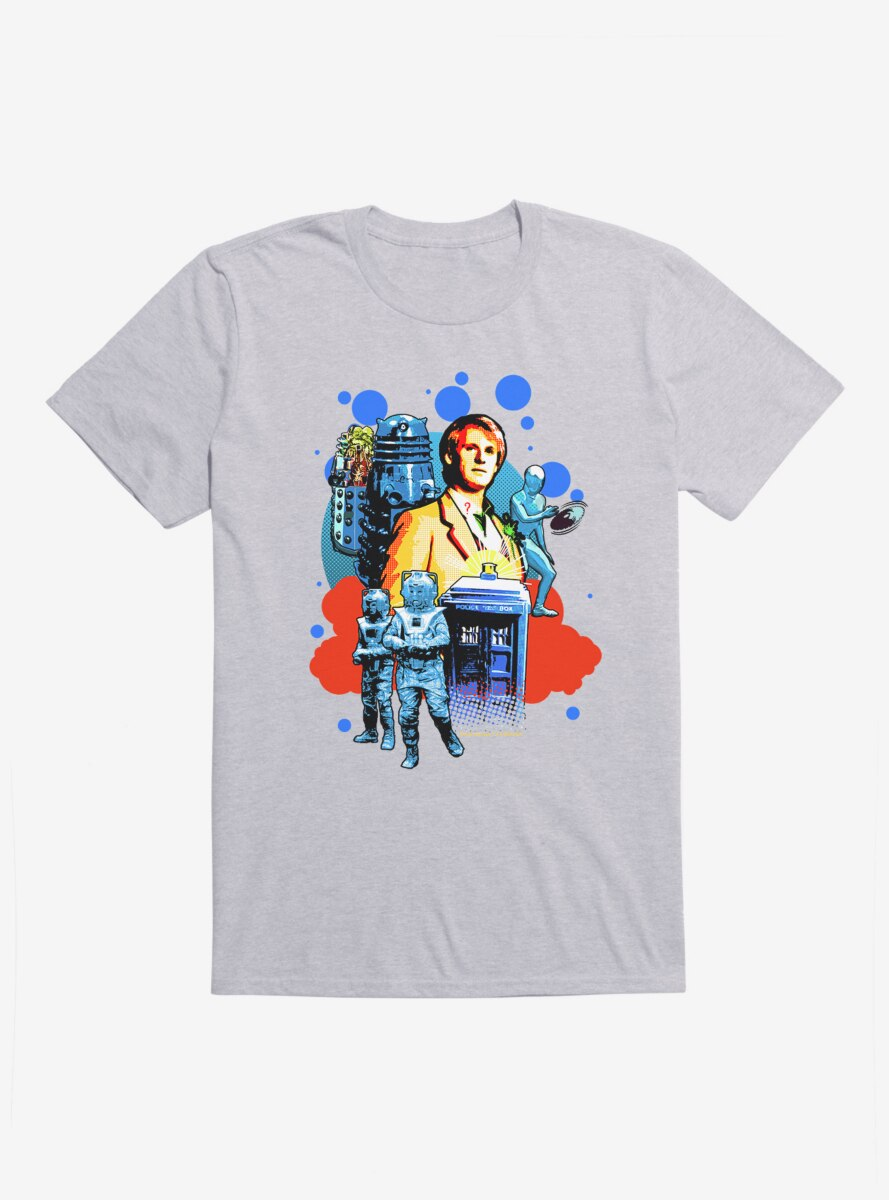 Doctor Who Doctors Surroundings T-Shirt