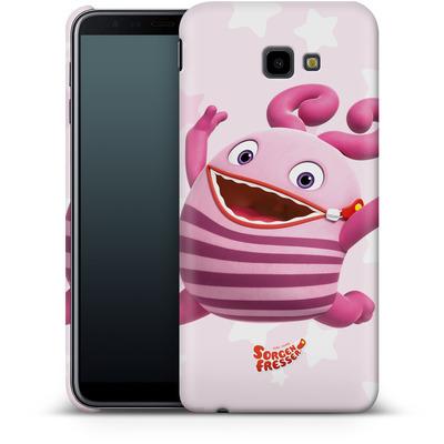 Samsung Galaxy J4 Plus Smartphone Huelle - Sorgenfresser Frula von Sorgenfresser